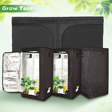 More details for heavy duty premium grow tent diamond mylar indoor bud box hydroponics dark room