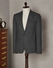 Dolce & Gabbana HOUNDSTOOTH DECONSTRUCTED WOOL MIX BLAZER, size 50, ERU 1945