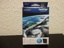 Original Brother LC985C Cyan Tintenpatrone 4,8ml