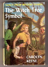 Nancy Drew THE WITCH TREE SYMBOL   ex+  25 chap