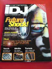 iDJ MAGAZINE FUTURE SHOCK Dec 2001