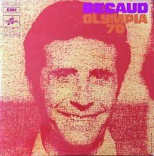 Becaud - Olympia 70 (1er Tirage Numéroté) - Vinyl LP 33T