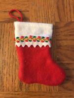 Christmas Ornament Stocking