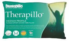 DUNLOPILLO Therapillo Medium Flexible Support Premium Memory Fibre Pillow