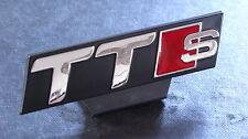 Tts voiture front grill badge s line tt quattro noir audi sport