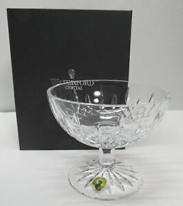 Waterford Lismore 5 Inch Footed Candy Dish - New in Original Box