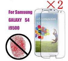 2 Pcs Anti-Glare Matte Front Screen Protector For Samsung Galaxy S4 SIV i9500
