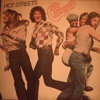 Chicago - Hot Streets (1978) CBS Vinyl LP 86069 (Holland)