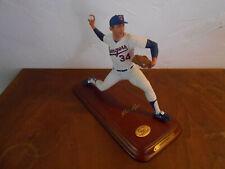Nice! Danbury Mint Nolan Ryan Figure on base All Star Figurines