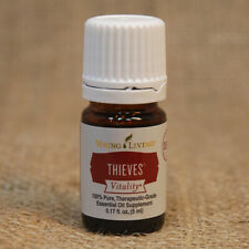 Young Living THIEVES VITALITY 5mL Essential Oil NEW Unopen SHIP 24 hr IMMUNE AID