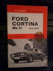 Ford Cortina mk3 - Sunday Times Motor Manual