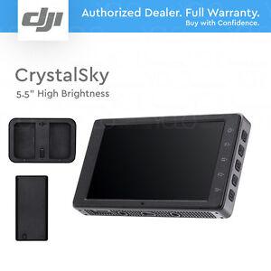 "DJI CRYSTALSKY 5.5"" High-Brightness QXGA HD Display Monitor"