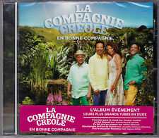 CD 13T LA COMPAGNIE CRÉOLE EN BONNE COMPAGNIE (P. SEBASTIEN/H. AUFRAY..) NEUF