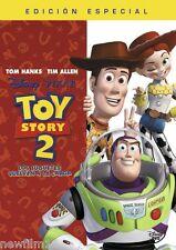 TOY STORY 2 DVD EDICION ESPECIAL 2 DISCOS NUEVO ( SIN ABRIR ) DISNEY PIXAR
