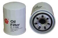 Sakura C-1108 Spin-On Oil Filter Equiv. to Ryco Z161, Z161X
