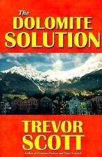 The Dolomite Solution (Jake Adams International Thriller Series #3)
