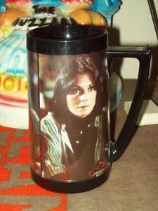 Charlies Angels Kate Jackson Thermo Mug with Handle-Rare