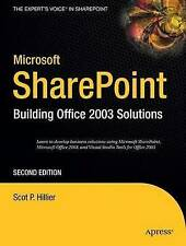 Microsoft SharePoint: Building Office 2003 Solutions (Expert's Voice in Sharepoi