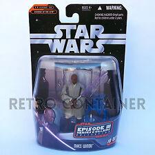 STAR WARS Kenner Hasbro Action Figure - SAGA COLLECTION BLACK - Mace Windu Jedi