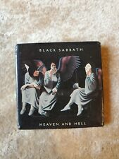"""New listing 2"""" Black Sabbath Heaven And Hell Button"""