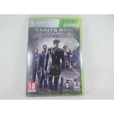 Saints Row The Third Full Package - Best Seller - Xbox 360 - Nuevo a Estrenar -