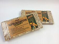 Franks Originals Sphagnum Moos Premium Qualität Terrarien Moos