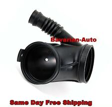 bmw x5 air intake systems bmw x5 3 0i engine intake tube elbow boot throttle housing to air mass sensor fits bmw x5