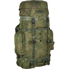 Russian Army Military Tactical Backpack SPLAV «Goblin 70» 70 lit, Digital Flora