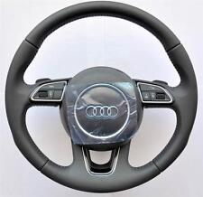 Audi S Line Q5 SQ5 Q7 A4 A5 A3 A6 A8 TT steering wheel DSG PADDLES Multifunction