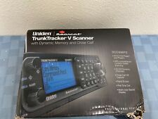 Uniden Bcd996P2 Digital Mobile TrunkTracker V Scanner with Bracket