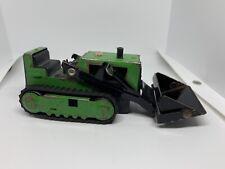 Tonka Truck Bulldozer Caterpillar Dump Loader Mini Green WS