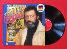 KLAUS WUNDERLICH MILLER MOOD 623026 GERMANY 1977 VG+ VINYLE 33T LP
