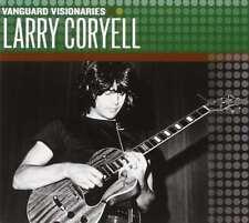 New: LARRY CORYELL - Vanguard Visionaries Collection CD