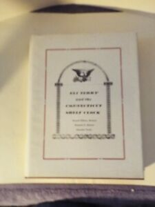 """HARDBACK  BOOK """"ELI TERRY & THE CONNECTICUT SHELF CLOCK"""" WITH DUST COVER NR"""