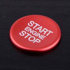 Start Stop Push Engine Button Ring Sticker Trim Fit For Alfa Romeo Giulia 2017