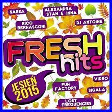 FRESH HITS JESIEŃ 2015 /2CD/ Video Sarsa Sigala