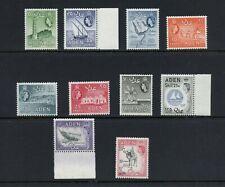 C223  Aden  1964/5   QEII  views wmrk 314   10v.  MLH