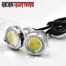 Head Hunters Motorcycle Eagle Eye Neon Color LED Fog Light 5