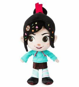 "Authentic Disney Vanellope Plush Doll Toy 13""H - Ralph Breaks the Internet"