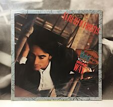 ALBERTO FORTIS - WEST OF BROADWAY LP NUOVO SIGILLATO 1985 PHILIPS 826 270-1