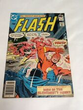 Flash #287 Dr Alchemy 1st Alvin Desmond  (1980)  (000955)