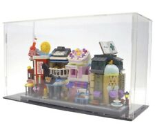 Large Acrylic Display Case Clear Plastic Box Dustproof Toys Sports Collectibles