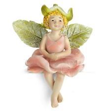 Georgetown Elle, Pink Fairy with Pick for Miniature Garden, Fairy Garden ~ New!