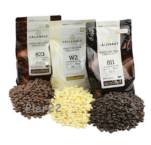 Belgian Callebaut Chocolate Chips | Cooking, Baking, Fondues, Ganache, Fountains
