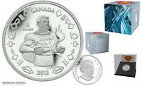 2013 Silver $10 Vintage Superman Coin -  CLEAREANCE!