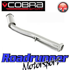 "TY14 Cobra Sport Toyota GT86 De Cat Pipe Exhaust 2.5"" Stainless - Deletes Cat"
