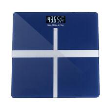 Digital Electronic Scale Body Fat LED Bathroom Gym Health Automatic Induction