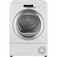 Candy GVSC9DCG Grand'O Vita B Rated 9Kg Condenser Tumble Dryer White New