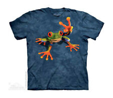 New Victory Frog Youth Child T Shirt -