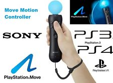 2 x SONY PS3 Move Motion Controller , PS3, PS4, VR ,